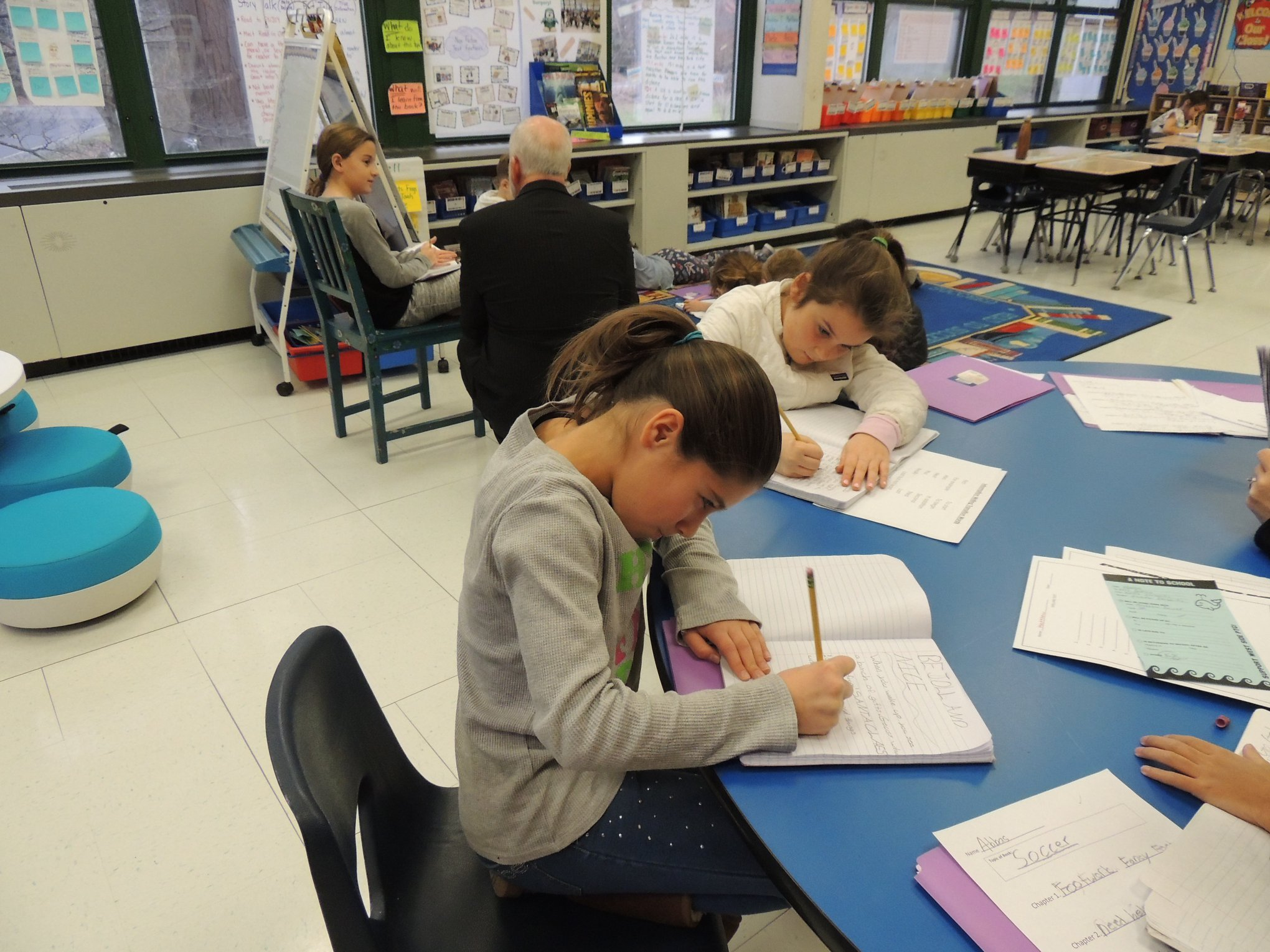 Third Grade Nonfiction Writing